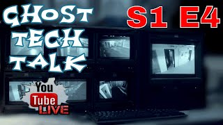 Ghost Tech Talk! Live 8pm EST. PSPR Paranormal Pursuit and PANICd Paranormal History S1 E4