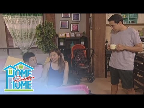Home Sweetie Home: Romeo talks to Gigi and Rence