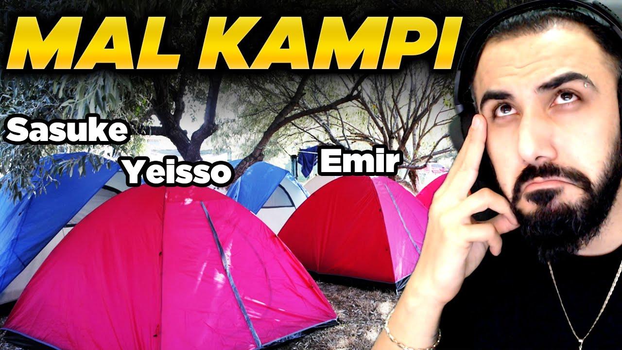 MAL KAMPINDA HAYATTA KALMAYA ÇALIŞIYORUZ!! 😂 EKİPLE CAMPING SIMULATOR | Barış Can