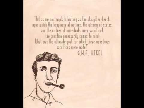 Georg Hegel   Part 4