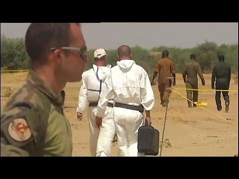 Crash d'un avion d'Air Algérie au Mali: une enquête dans des conditions extrêmes - 30/07