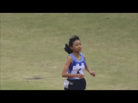 群馬県民体育大会陸上2014 女子中学生800m(郡)