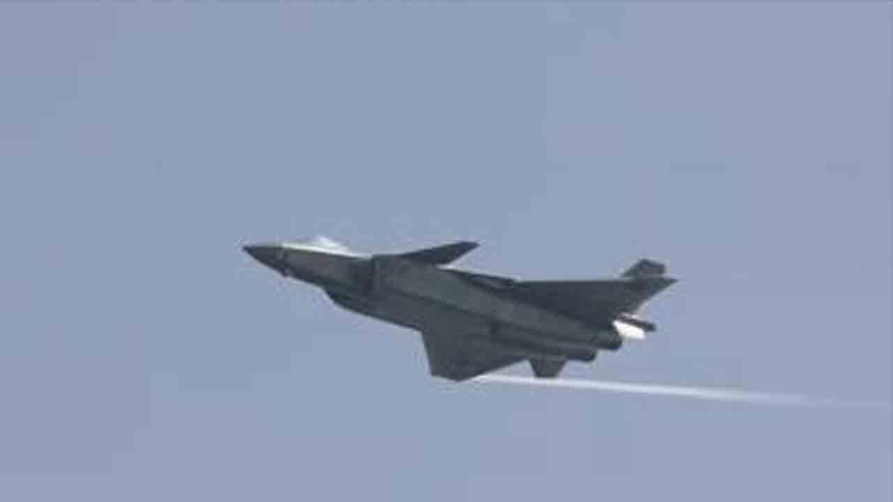 Defense Ministry: China's J-20 fighter jet put into service