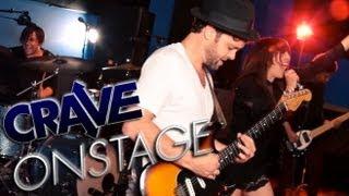 "Nico Vega - ""BACK OF MY HAND"" (Live CraveOnstage Performance)"