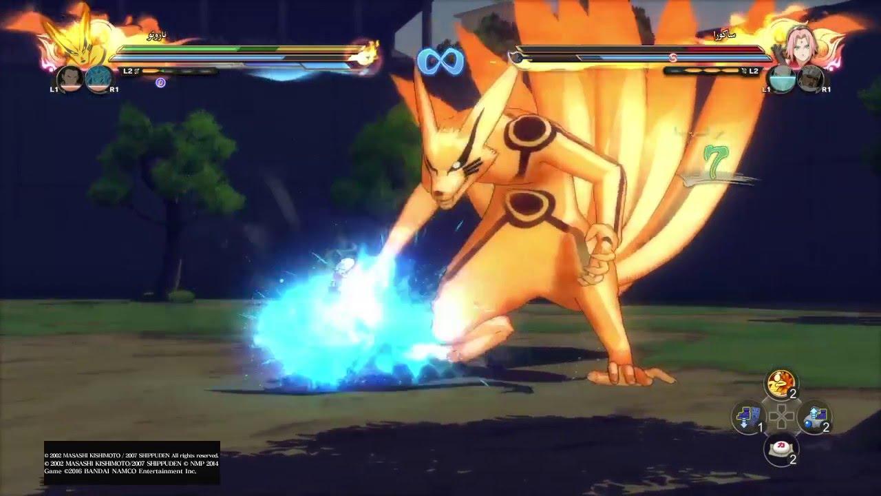 ناروتو ستروم 4 نهائي بطولة عالم النينجا Naruto Shippuden Ultimate Ninja Storm 4 Youtube