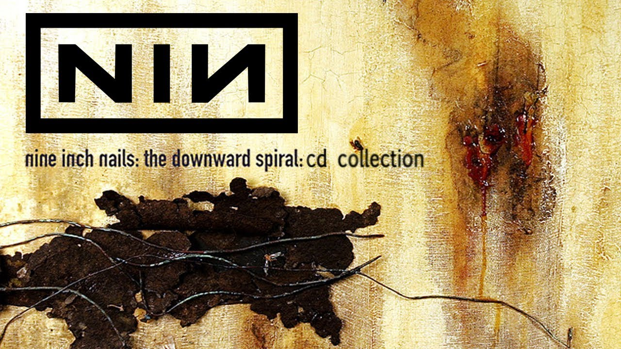 Nine Inch Nails - The Downward Spiral - CD Collection - YouTube