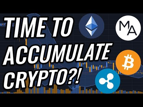TIME To ACCUMULATE In Bitcoin & Crypto Markets! BTC, ETH, XRP, BCH & Cryptocurrency News!