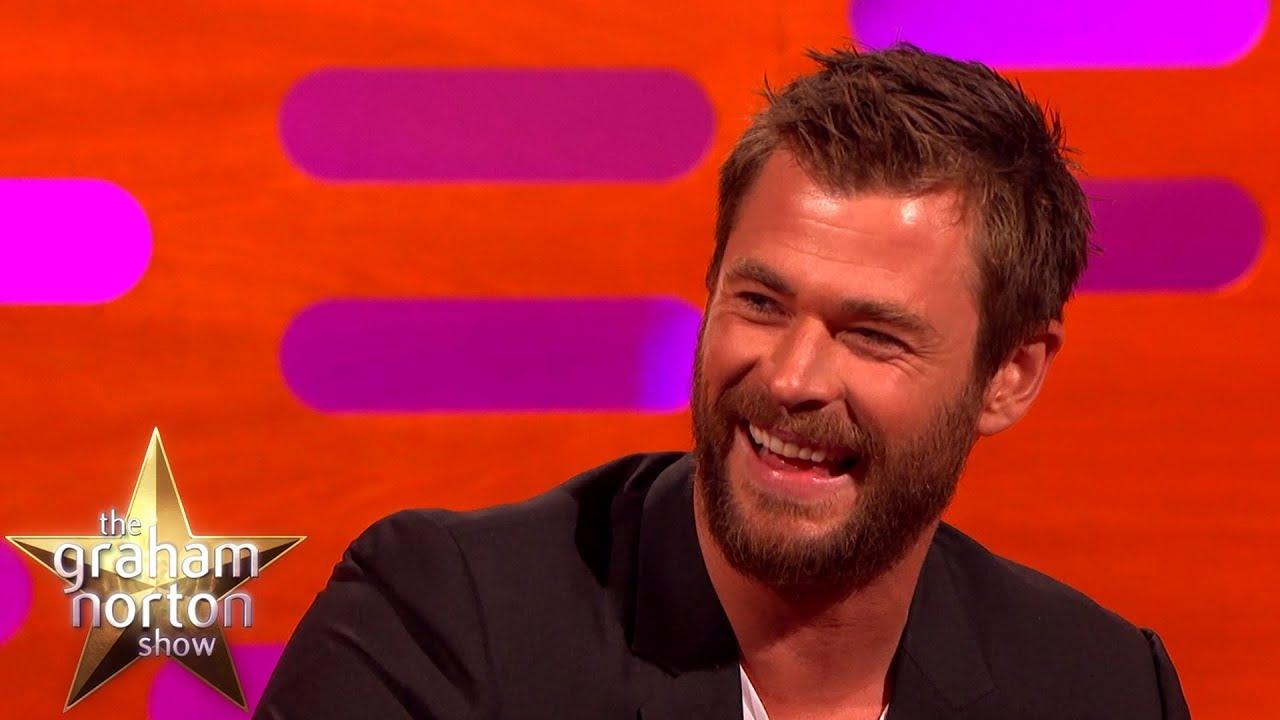 Best of Chris Hemsworth on The Graham Norton Show