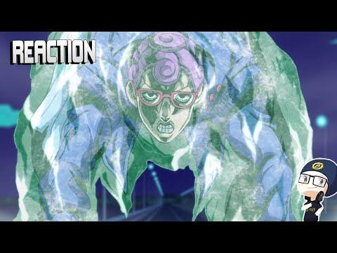 JoJo's Bizarre Adventure Golden Wind Episode 18 REACTION ジョジョの奇妙な冒険 黄金の風