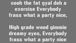 VYBZ KARTEL - Party Me say  LYRICS (Follow @DancehallLyrics )