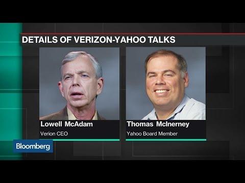 Inside the Verizon-Yahoo Negotiations