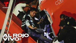 Decenas de muertos y heridos por el colapso de un puente del metro de la Ciudad de México