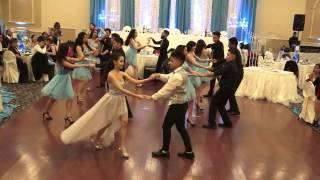 Chadelyn's Cotillion Dance Medley Cha-Cha ,Waltz ,Treasure 18th birthday