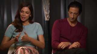 Third Person: Adrien Brody and Moran Atias | CBC
