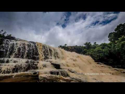 Timelapse of Mandawa Waterfall at Bastar