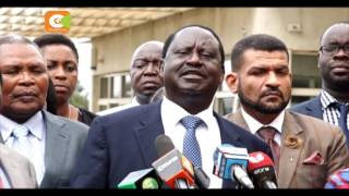 CORD calls for MASS ACTION after Jubilee amends electoral law