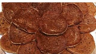ПП рецепты Шоколадные Оладьи №20