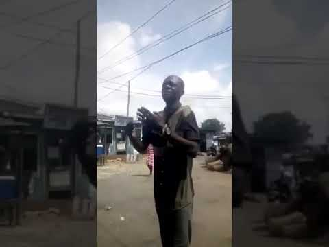 A 60YR OLD MAN RE MIXES STONEBWOY'S