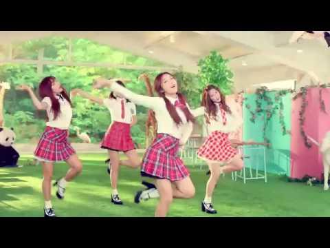 [ PinkPanda] [ Apink] MV summer time Dance ver ( Original )