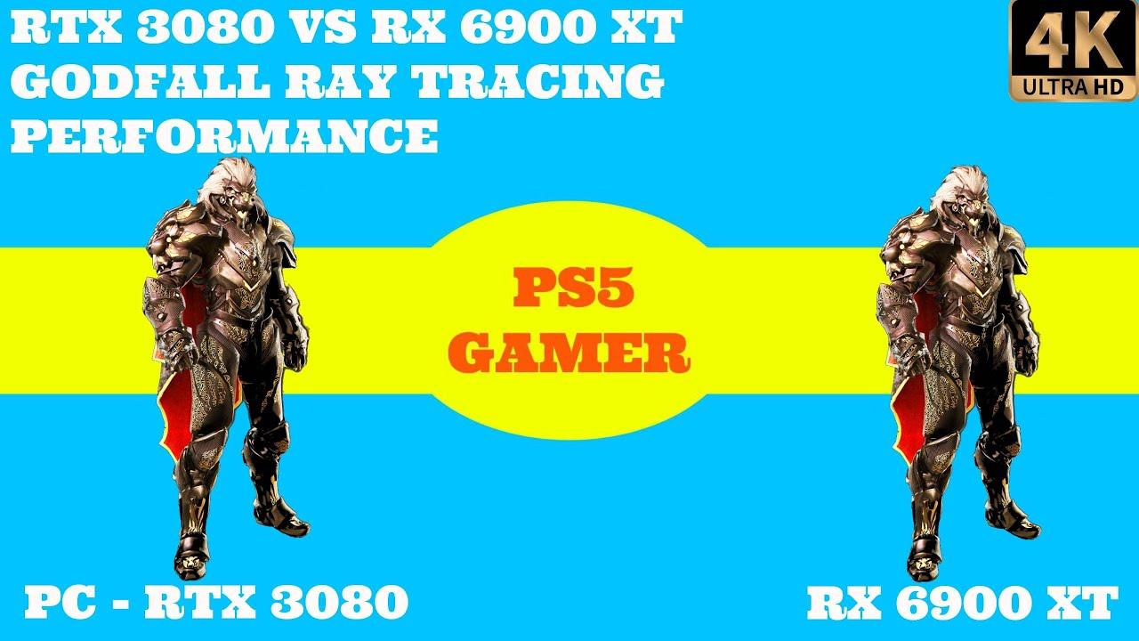 Download GODFALL RX 6900 XT VS RTX 3080 Ray Tracing Performance | Ryzen 7 5800X OC