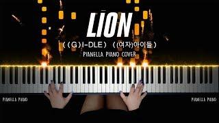 (G)I-DLE ((여자)아이들) - LION | Piano Cover by Pianella Piano