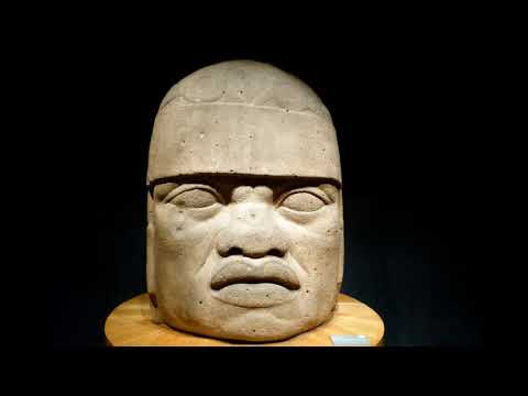 Museum of Anthropology in Mexico City part1