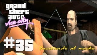 GTA Vice City #35 - Incitando al Macho
