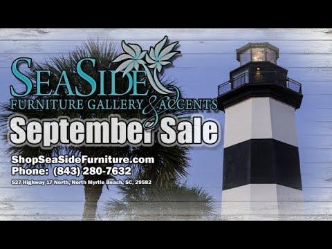 Seaside Furniture Gallery September Sale