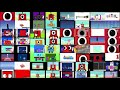numberblocks up to faster 64 parison