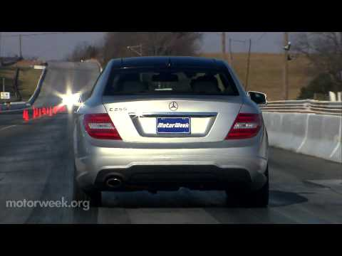 Road Test: 2012 Mercedes-Benz C250 Sport Coupe
