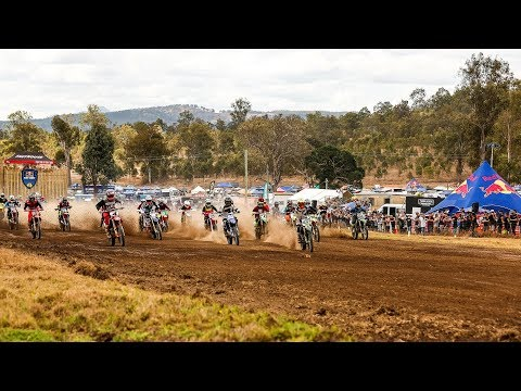 2018 Red Bull Day in the Dirt Down Under – The Aftermovie