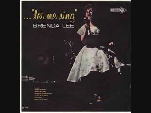 brenda-lee-i-wanna-be-around-1963-tom-smith