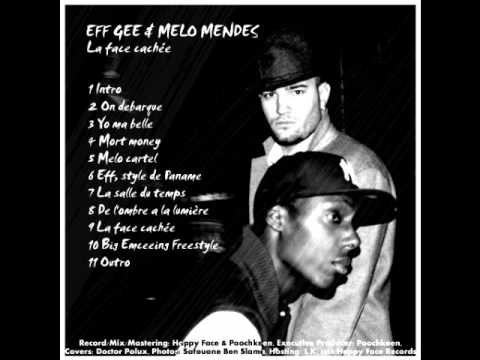 Youtube: Eff Gee & Melo Mendes – Eff, Style De Paname