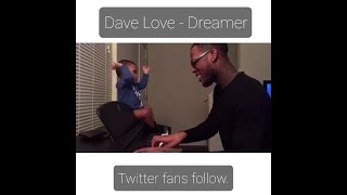 Dave love - Dreamer (Official)