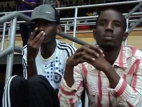 Radio10 Rwanda- Live Match @Amahoro by IRAGENA Theophile