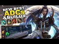 New Best ADCs with Builds and Runes for ALL ADCs in Patch 8.24b PRESEASON