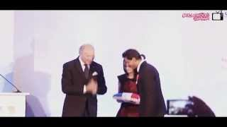 Bollywood Garam - Shahrukh Khan honored with highest French distinction [HD]