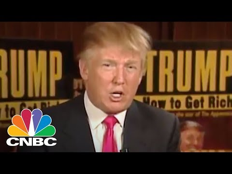 WSJ: President Donald Trump Sold 'All' His Stocks In 1987 Before The 'Black Monday' Crash | CNBC