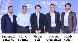 The Indian healthcare industry: Where is value creation happening?