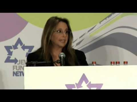 Shari Arison - Speech for JFN - YouTube