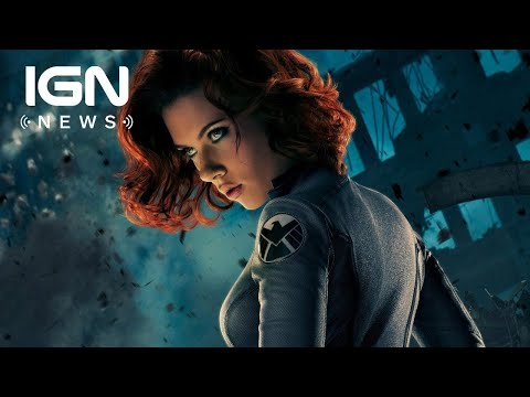 Chris Evans Seems to Confirm Black Widow Movie - IGN News