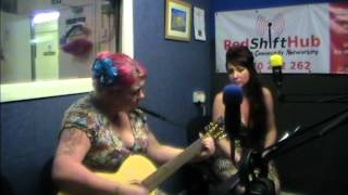 In The Ghetto - Hayley Strange Love with Rachael Roberts