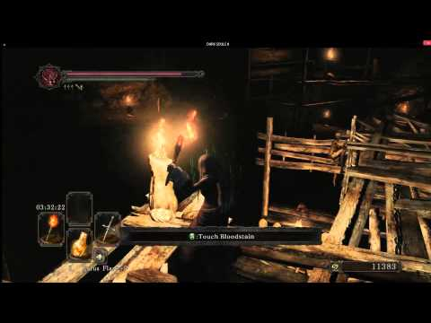 Dark Souls 2: Scholar of the First Sin:  All Gutter sconces