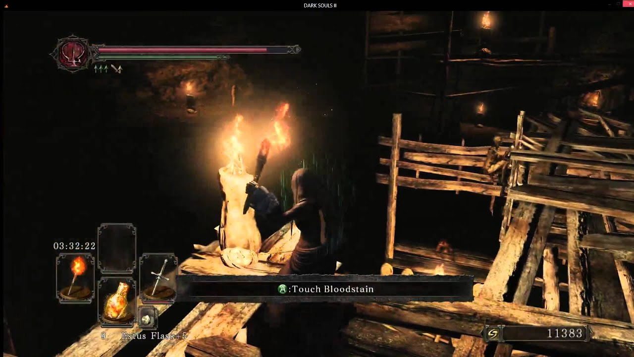 how to get a torch darksouls
