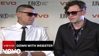 Down With Webster - VEVO News Interview