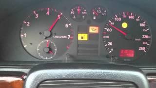 audi a4 b5 1 8t 150km aeb przyspieszenie 0 100