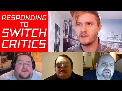 Responding to Nintendo Switch Critics & Complaints