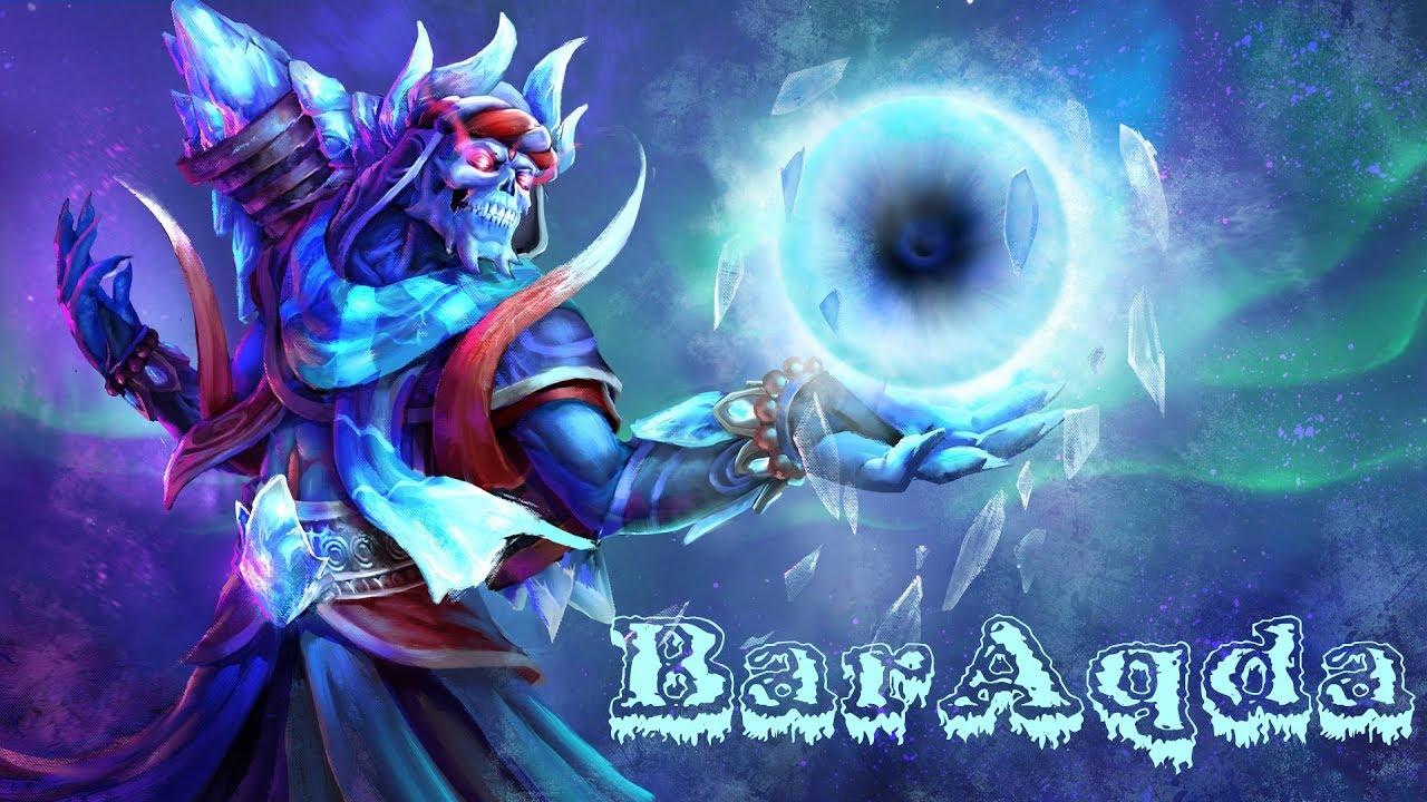 How to Win With Lich (BarAqda) 4k MMR | DOTA 2
