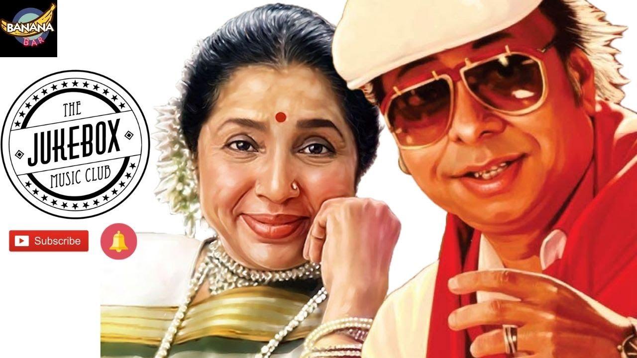 Download Asha Bhosle Sings For R. D. Burman | Evergreen Classic Video Jukebox | Popular Romantic Songs |