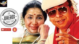 Asha Bhosle Sings For R. D. Burman   Evergreen Classic Video Jukebox   Popular Romantic Songs  